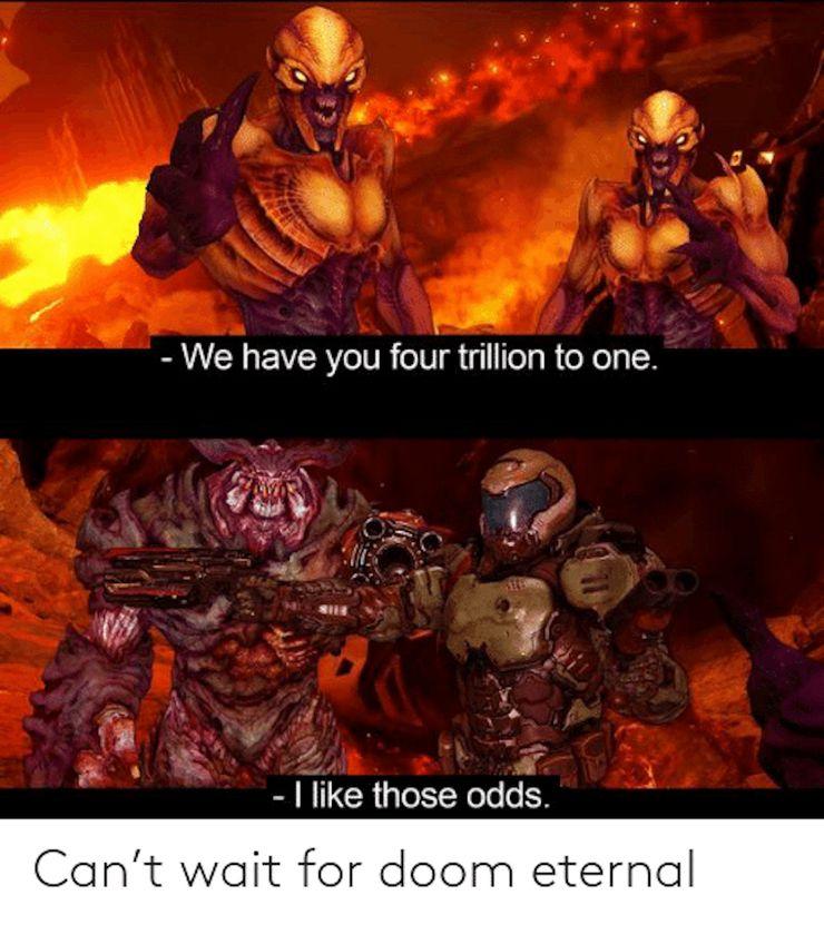 Doom Eternal 10 Hilarious Memes Only True Fans Understand