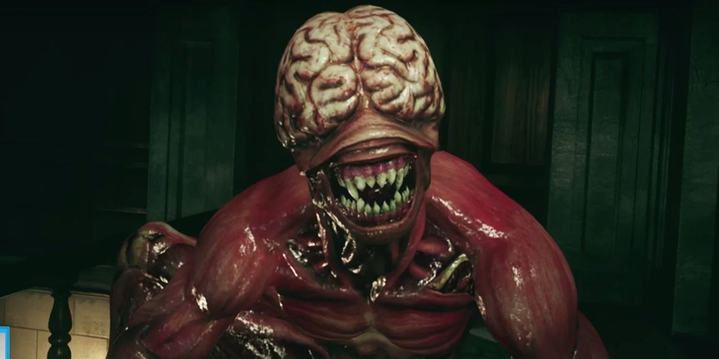 5 Scariest Resident Evil Monsters 5 That Are Just Silly