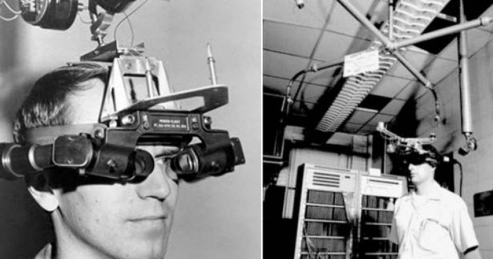 VR Has Been Around Since The 1950s | TheGamer