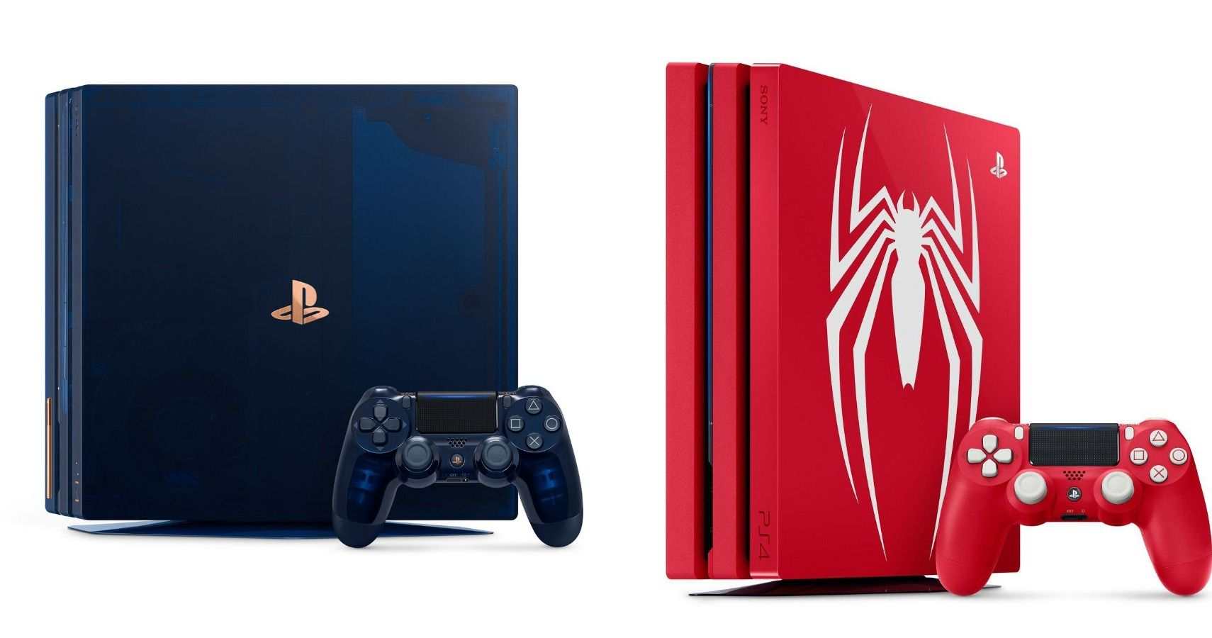 10 Best Ps4 Limited Edition Console Designs Ranked Thegamer