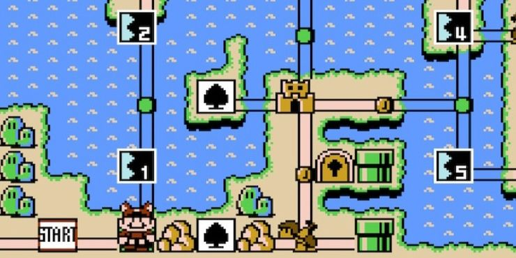 Every World In Super Mario Bros 3 Ranked From Worst To Best
