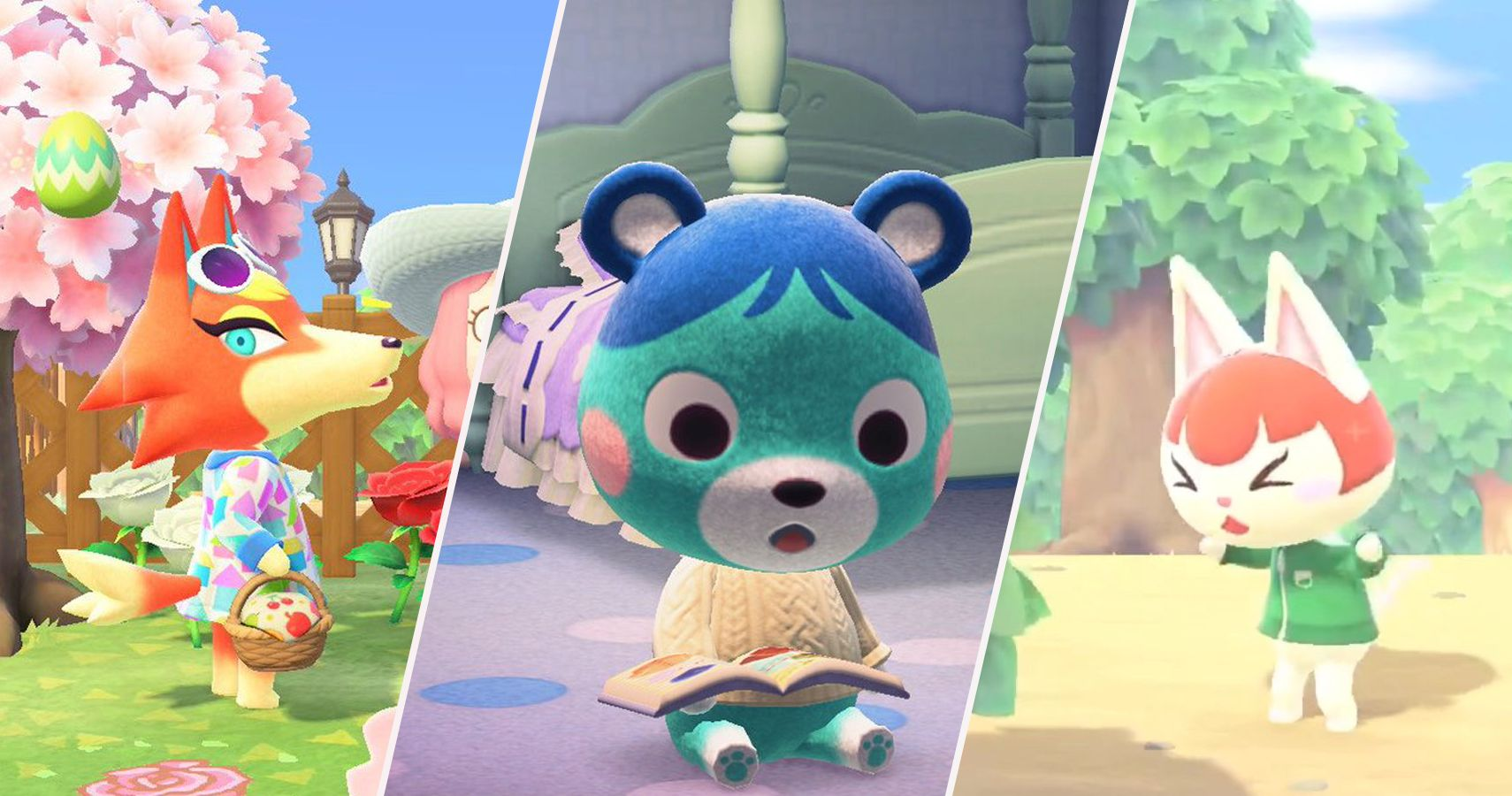 Animal Crossing The 15 Best Peppy Villagers Thegamer