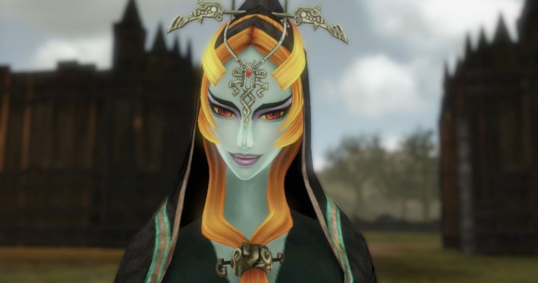 Gaming Detail Hyrule Warriors Remembers That Midna Once Had The Triforce
