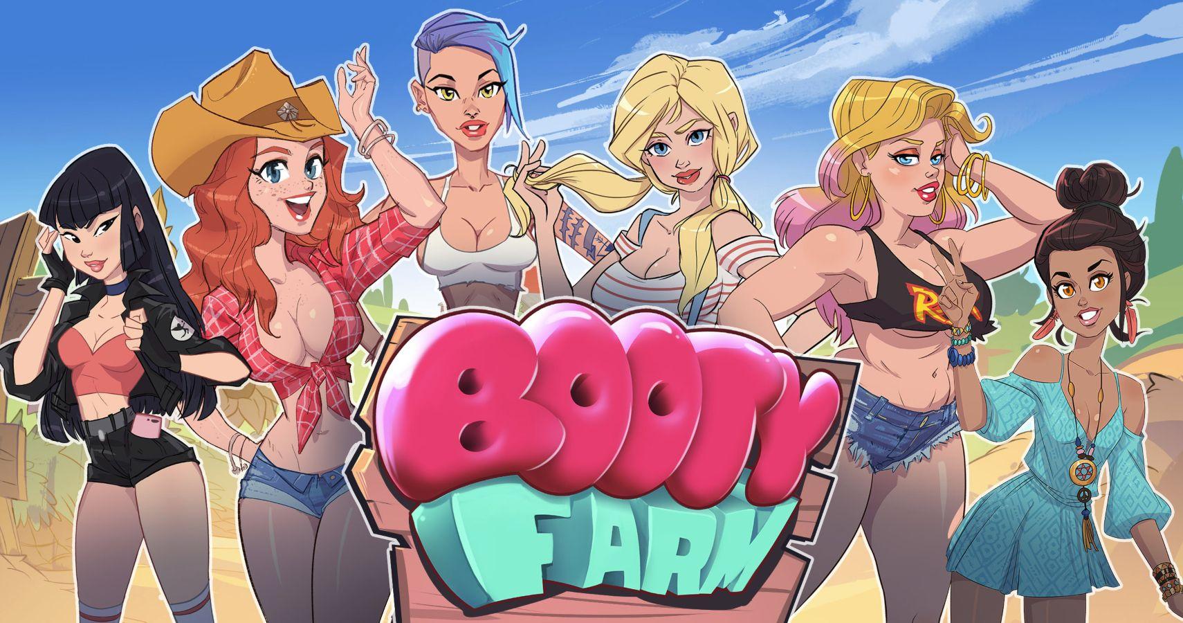 Booty Farm Pic