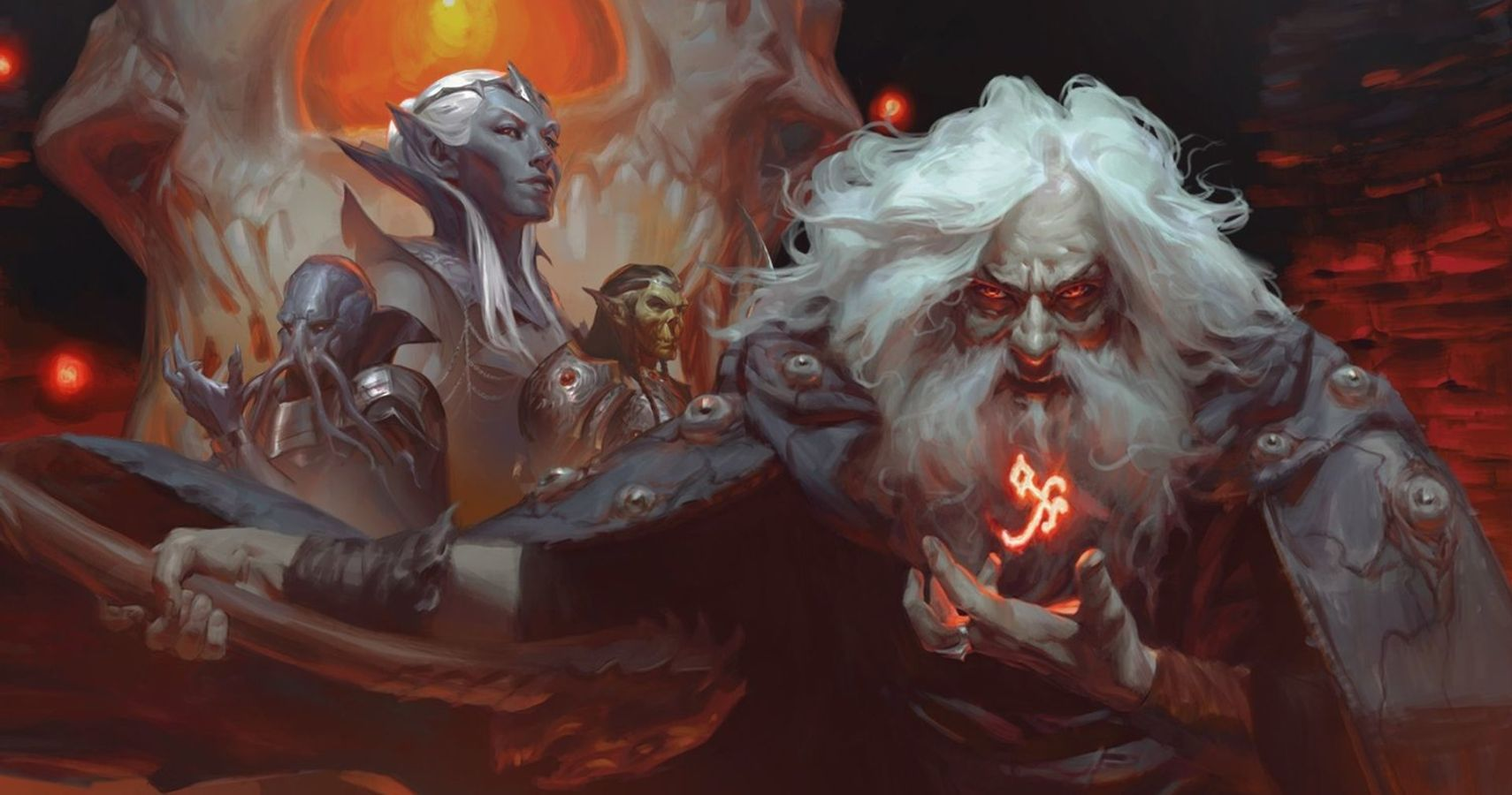 Dungeons And Dragons 5 Overpowered Warlock Spells To Pick 5 To Avoid Once the pact is formed, a talisman of the demon is left behind. overpowered warlock spells