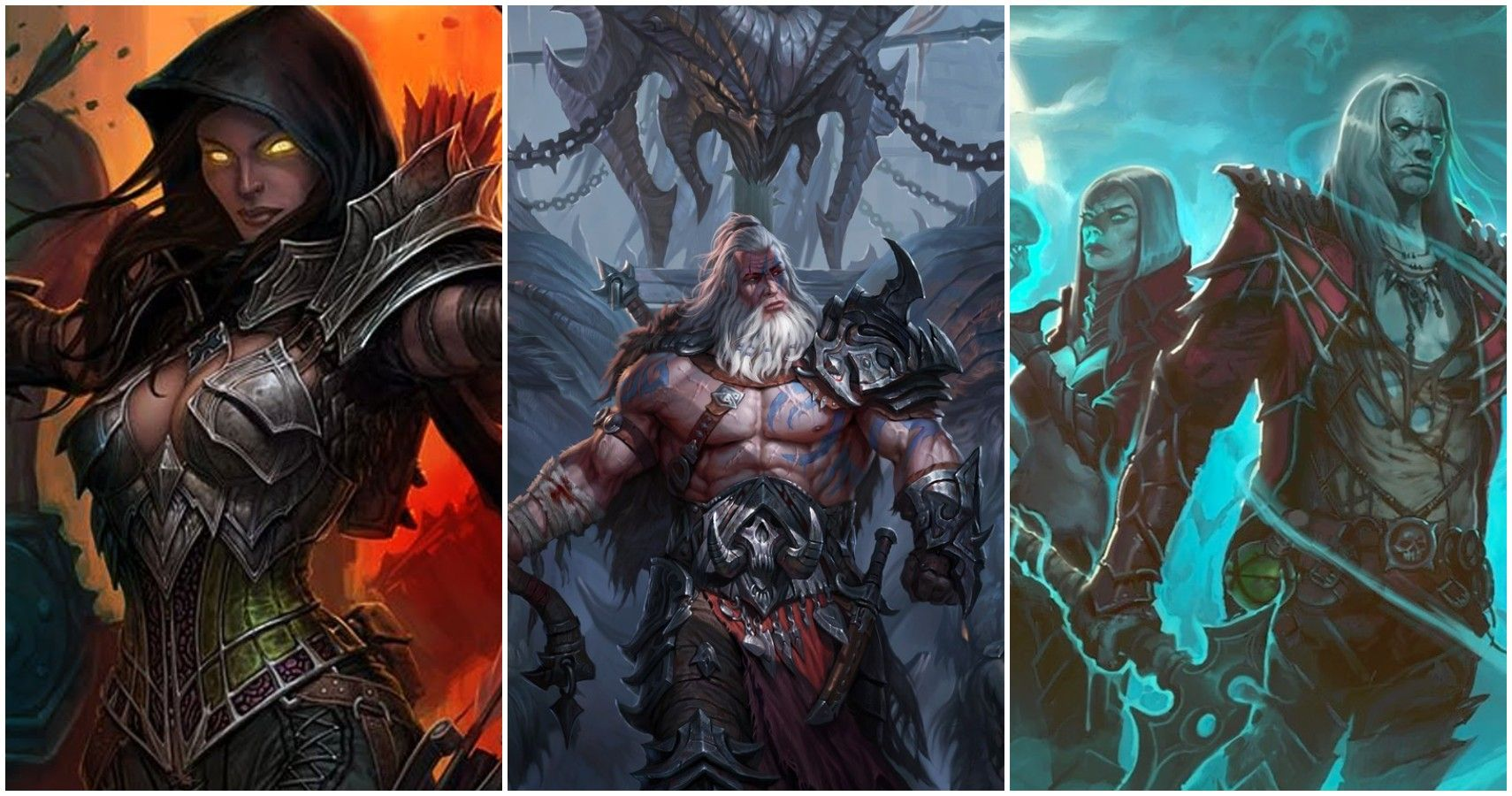 Diablo 3 The Best Solo Classes Ranked Worst To Best Thegamer