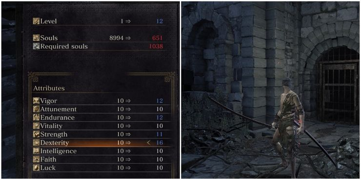 Dark Souls 3 10 Character Builds That Make The Game Way Easier