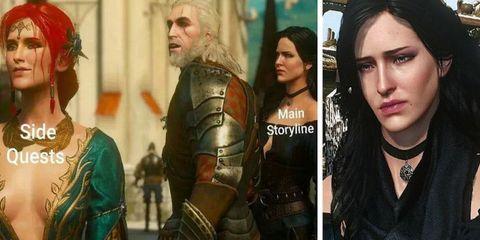 3 sex mod witcher Best Witcher