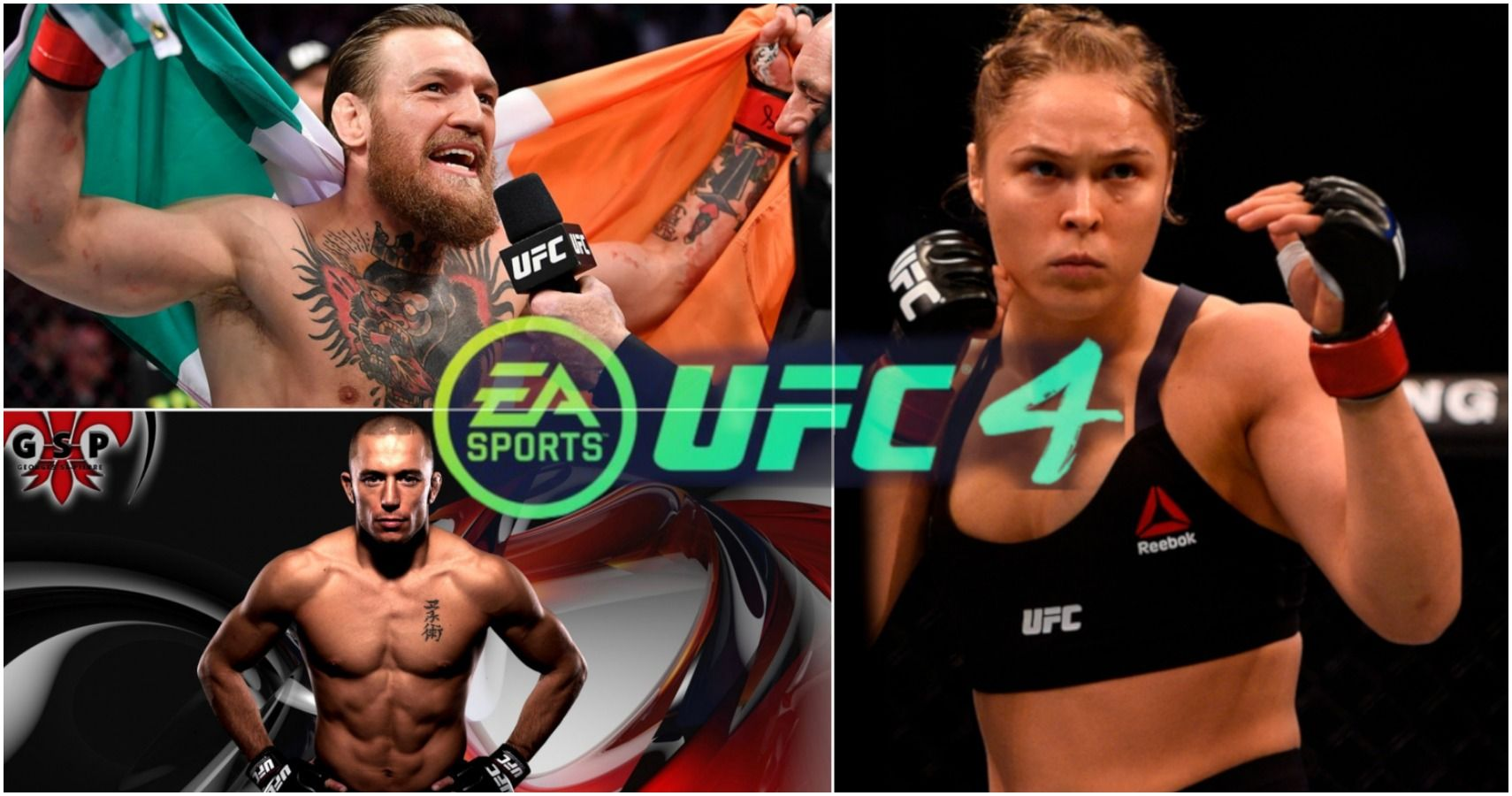 EA's UFC 4: 10 Rankings That Are Too Ridiculous For Words