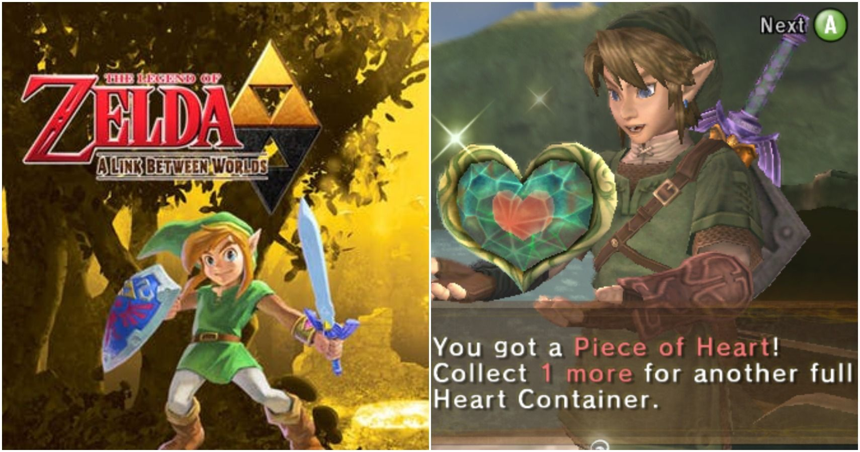 The Legend Of Zelda The 10 Hardest Heart Pieces To Find In A Link Between Worlds Where To Find Them