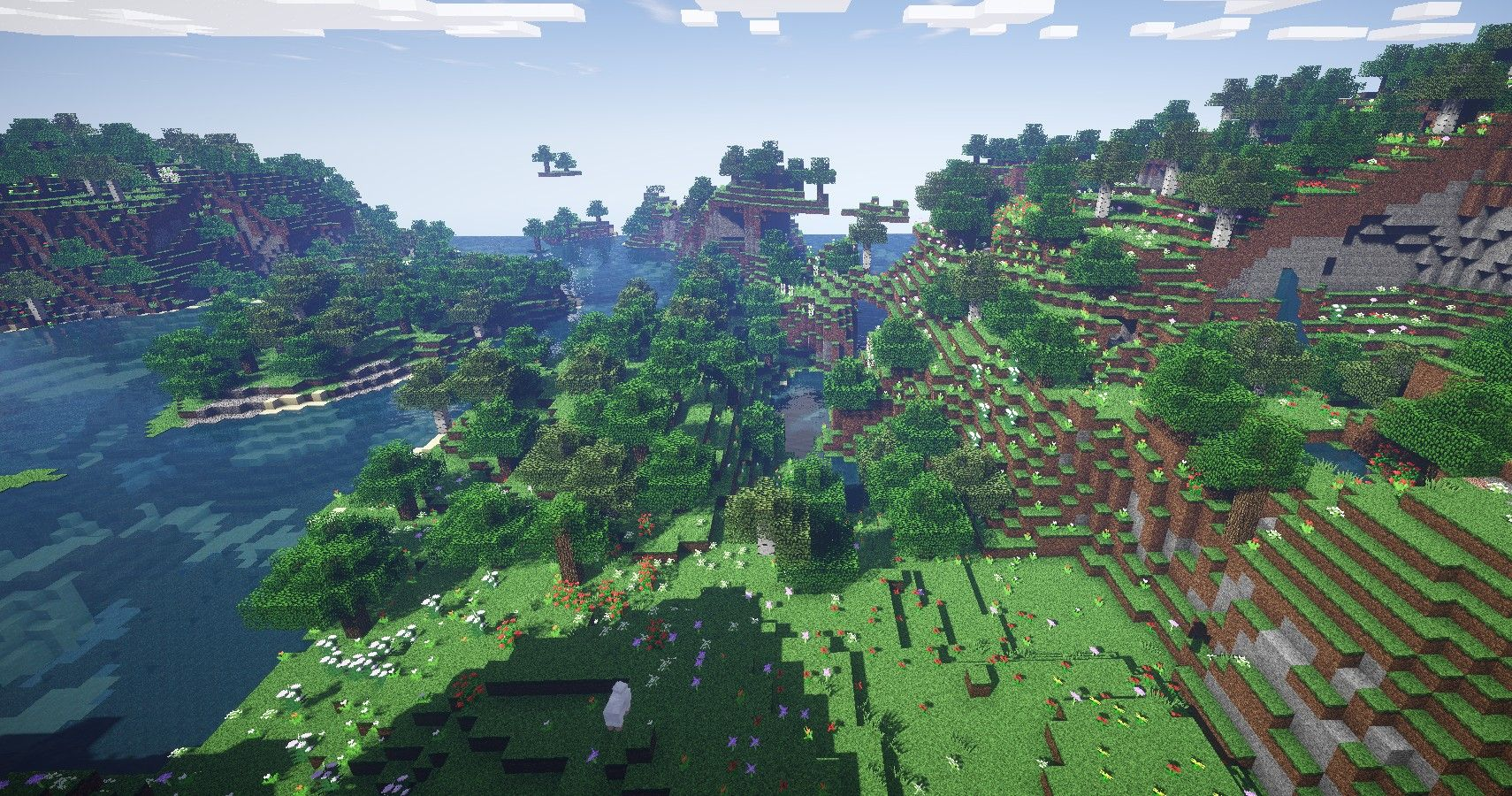 The Best Minecraft Seeds For PC - Woodland Mansions ...