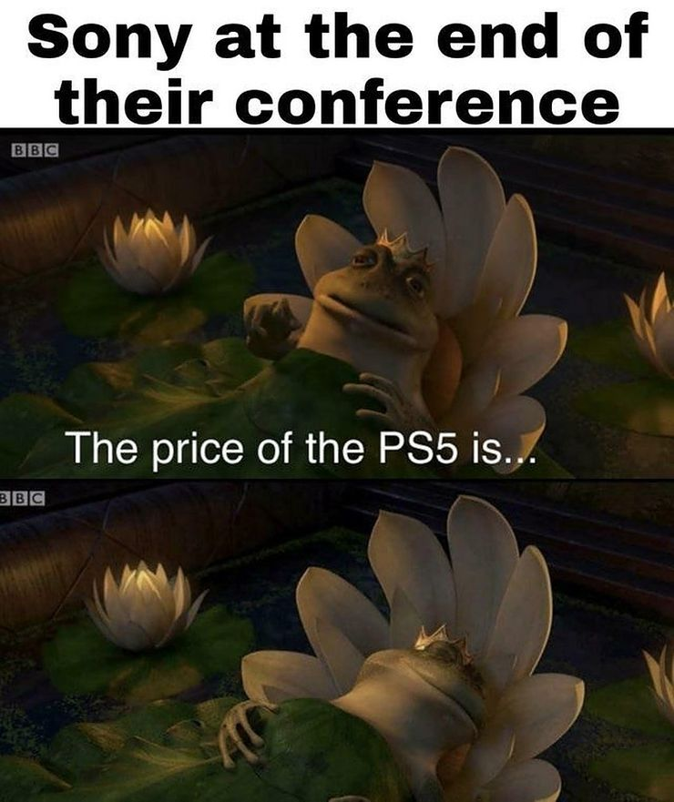 Sony 10 Playstation 5 Price Memes That Are Too Funny For Words