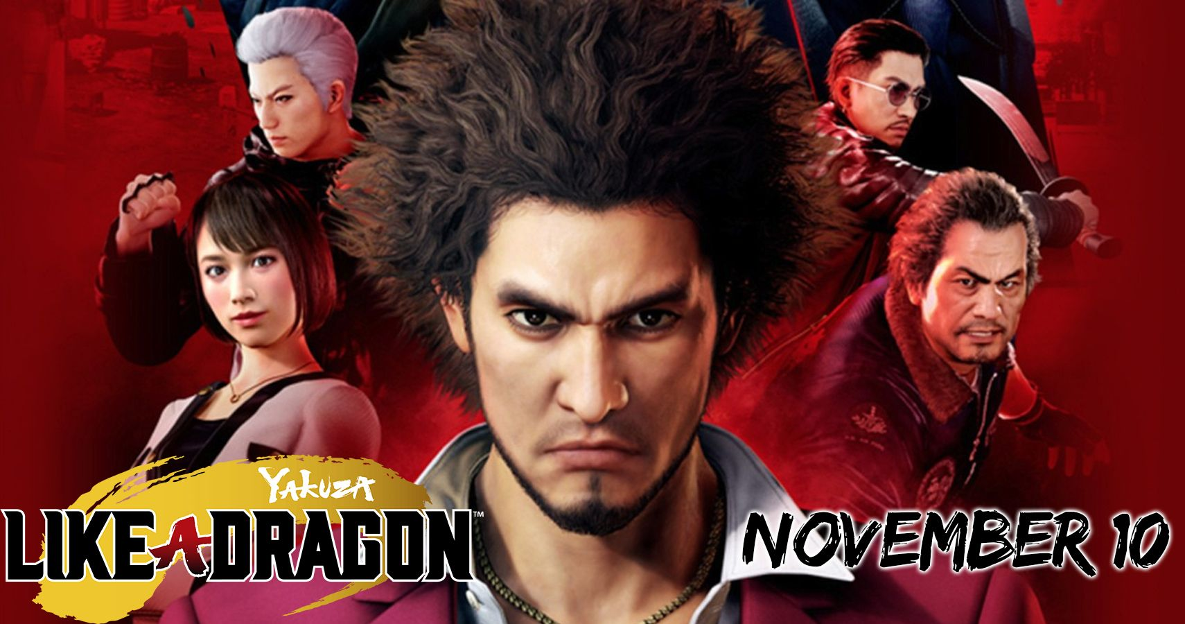 Yakuza Like A Dragon S Release Pushed Up A Few Days Will Coincide With Series X Launch