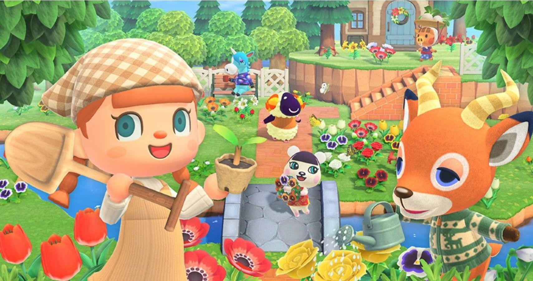 Early Animal Crossing: New Horizons Beta Screenshots Show ...
