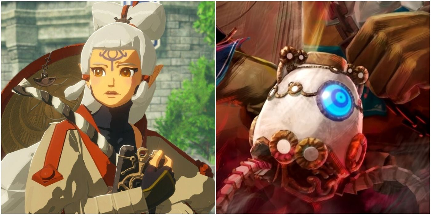 Hyrule Warriors Age Of Calamity 10 Story Elements We Need To Learn More About
