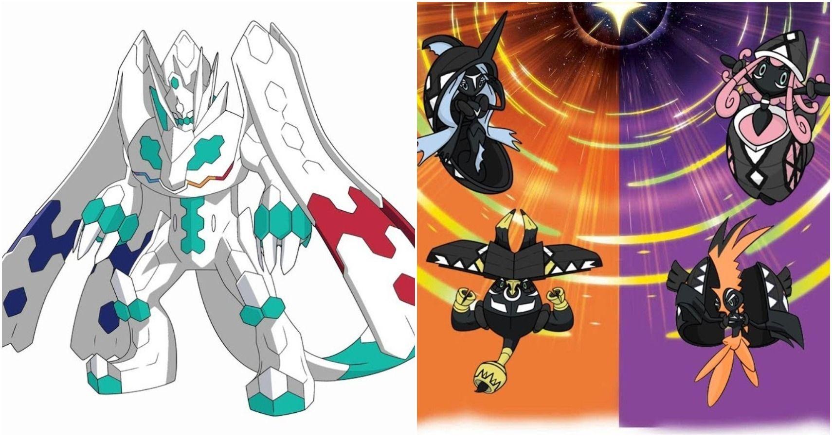 Pokémon The 10 Best Shiny Legendaries Ranked Thegamer