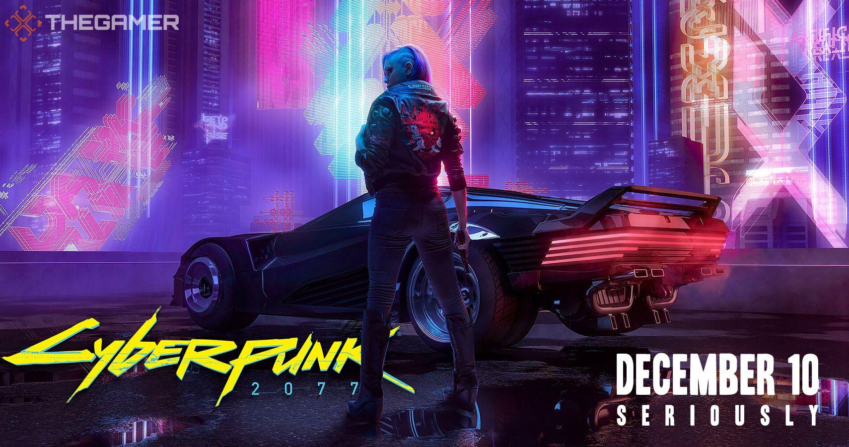 CD Projekt Red Tells Investors That Cyberpunk 2077 Is ...