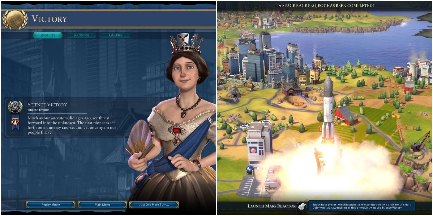 Civilization 6: Tips For Achieving A Science Victory | TheGamer