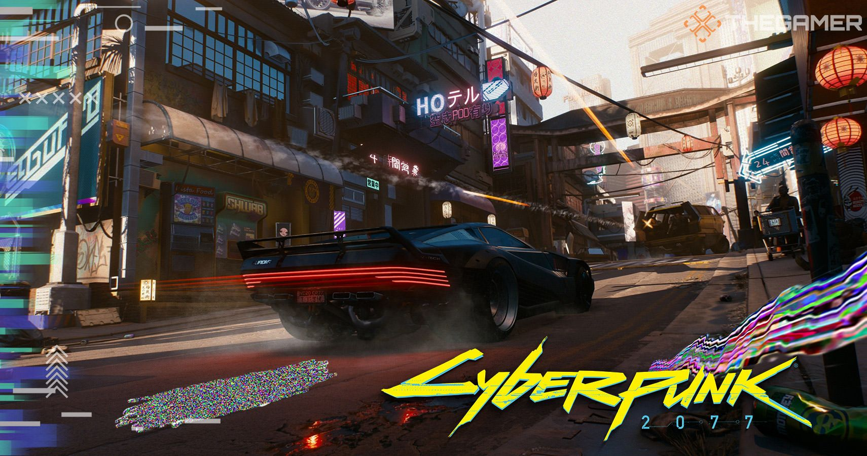 Someone Made A Buggy Remake Of Cyberpunk 2077's 2018 E3 Trailer, And It's Brutal
