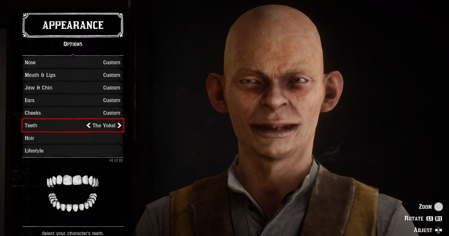Someone Made Gollum In Red Dead Redemption 2 | TheGamer