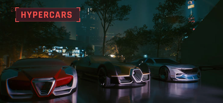 cyberpunk 2077 best vehicles