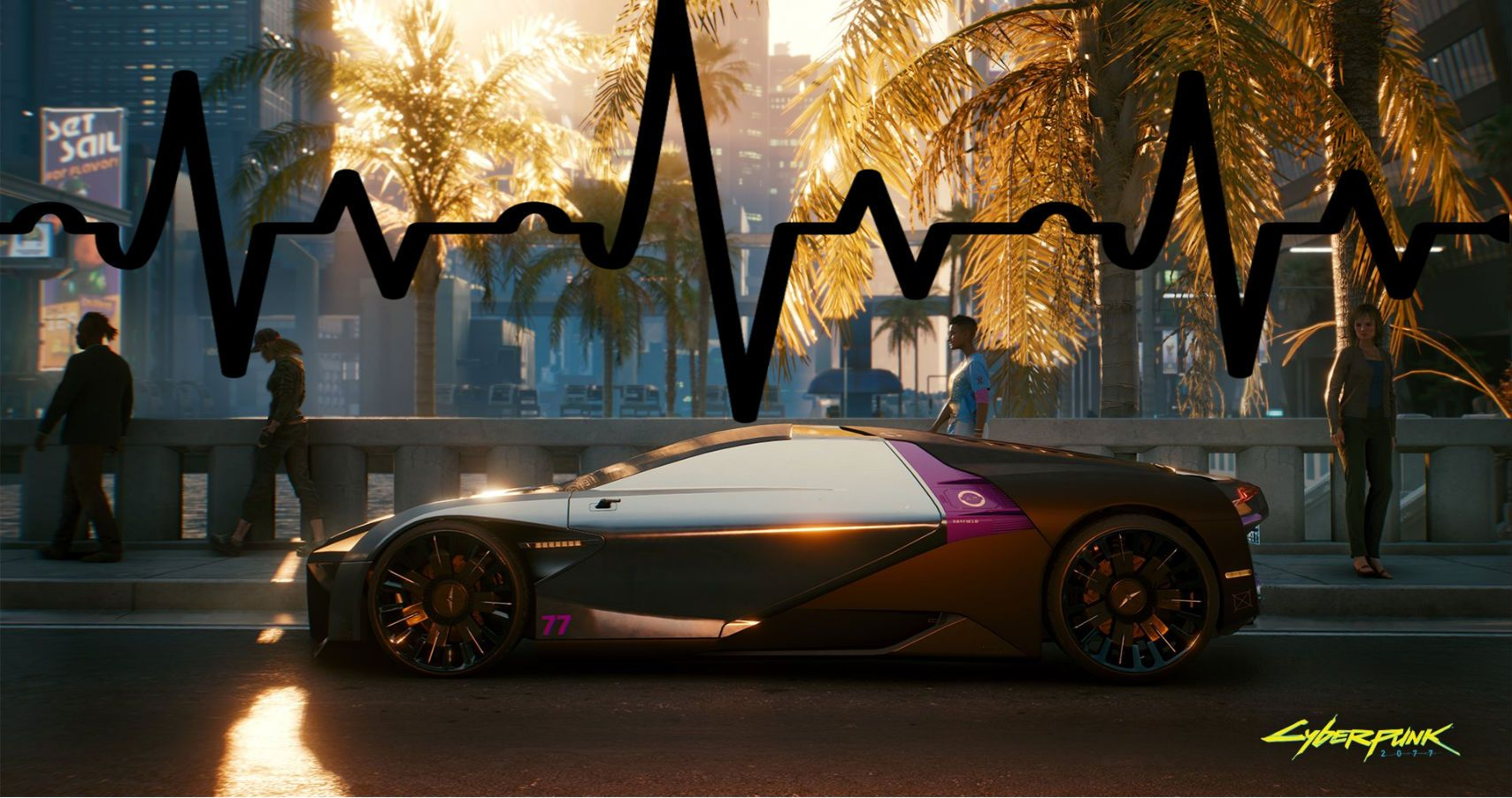 Cyberpunk 2077 Player Buys Fancy Car, Immediately Dies From Shock