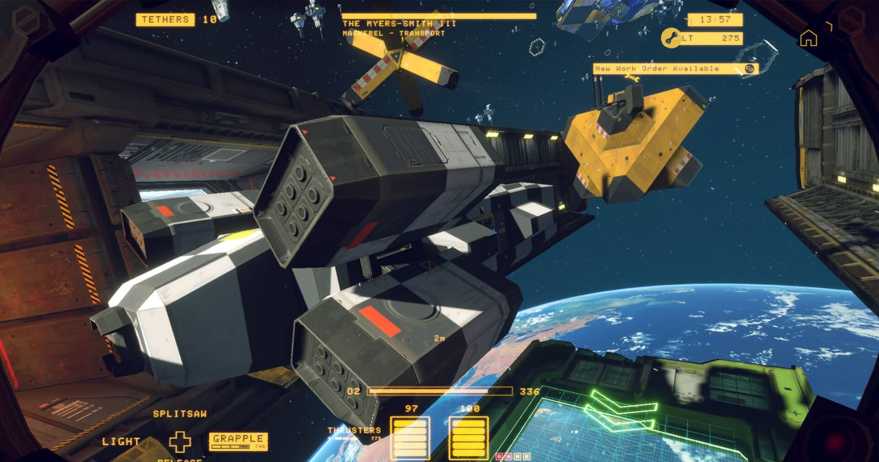 Hardspace: Shipbreaker Is An Extremely Good Game That You Should Play