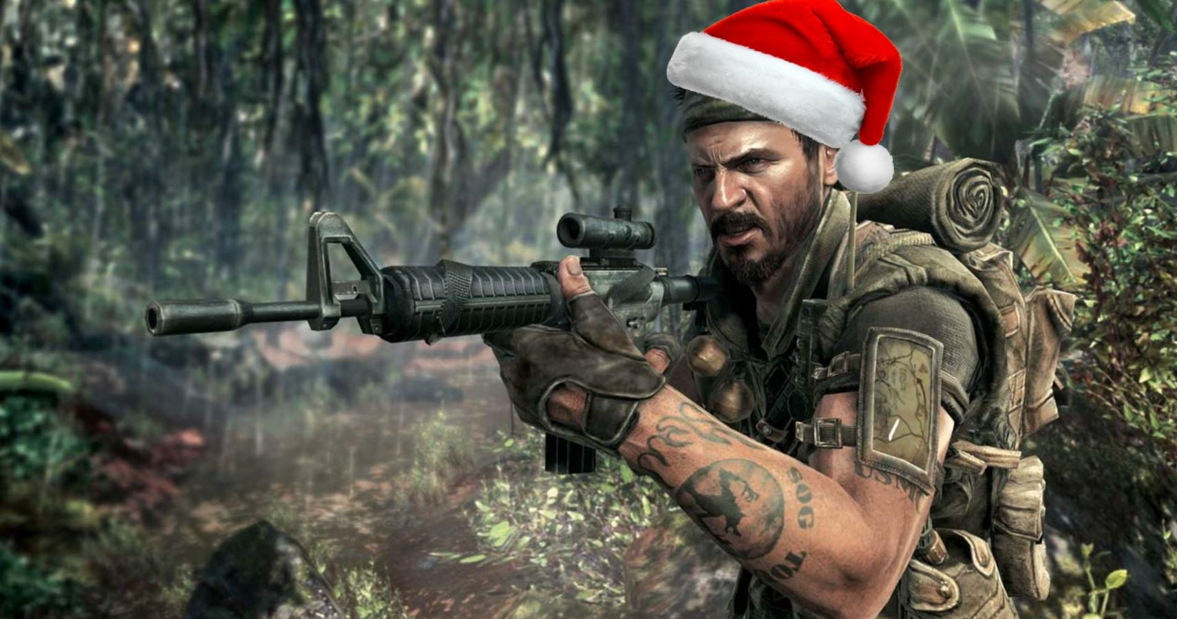 Celebrate The Holidays In Call Of Duty With Free Holiday DLC