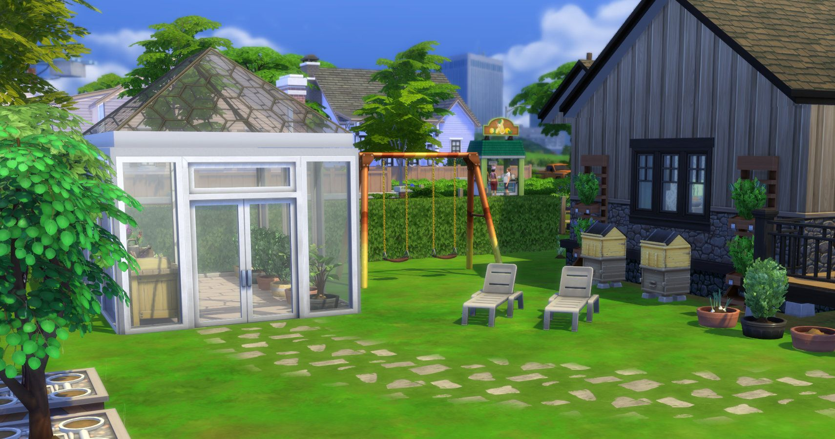 The Sims 32 Seasons Making Money With The Gardening Skill
