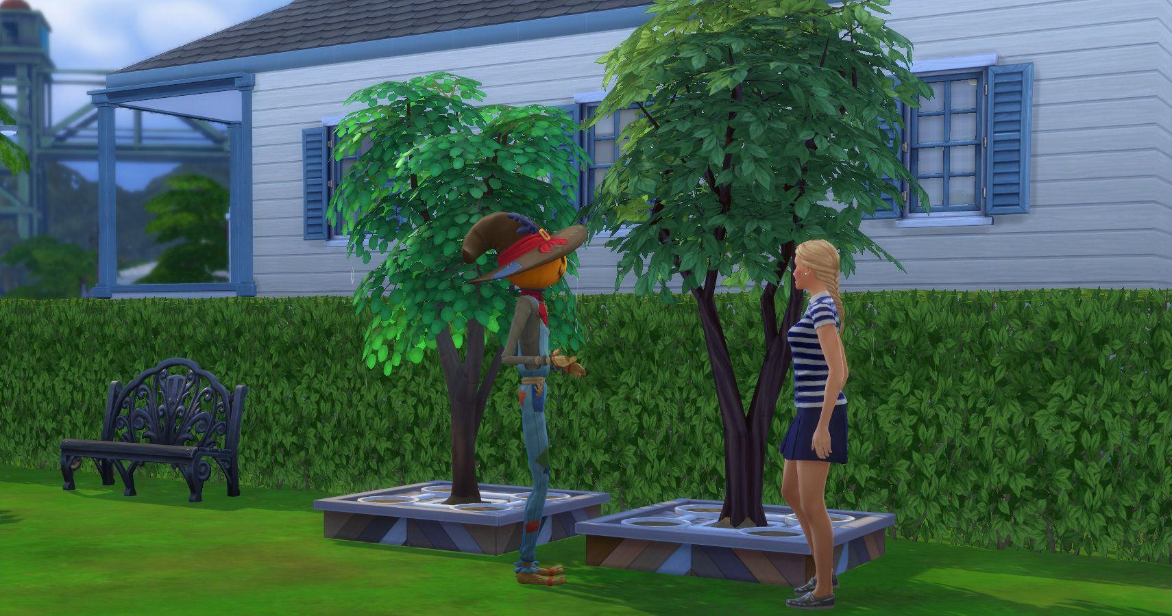 Cowberry Plant Sims 32