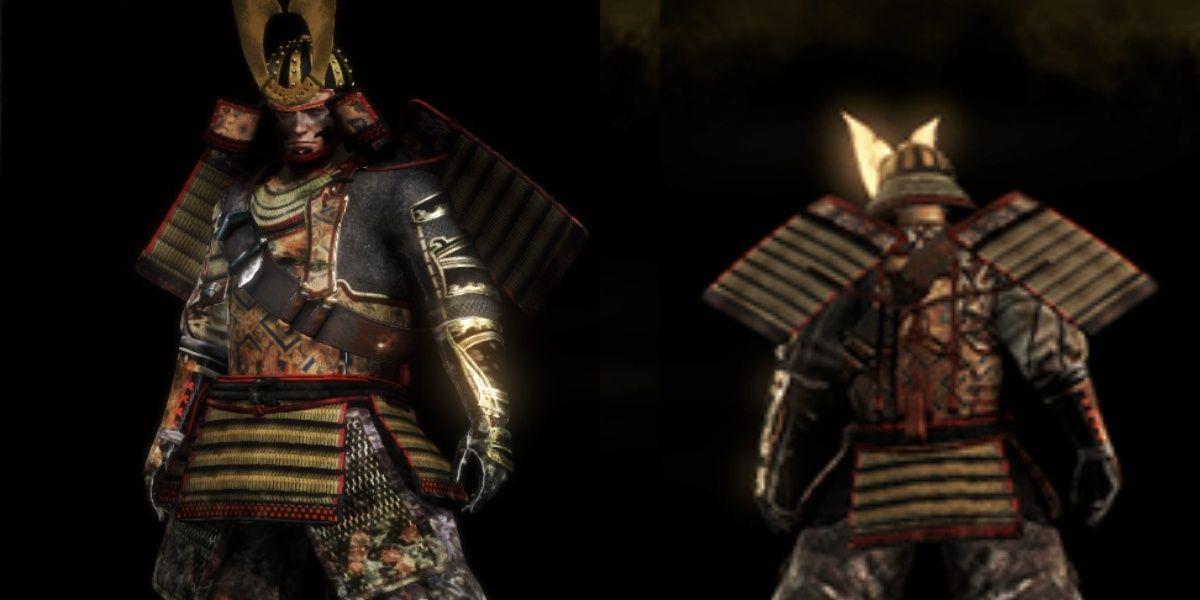 For nioh armor best dual 2021 sword Best armor