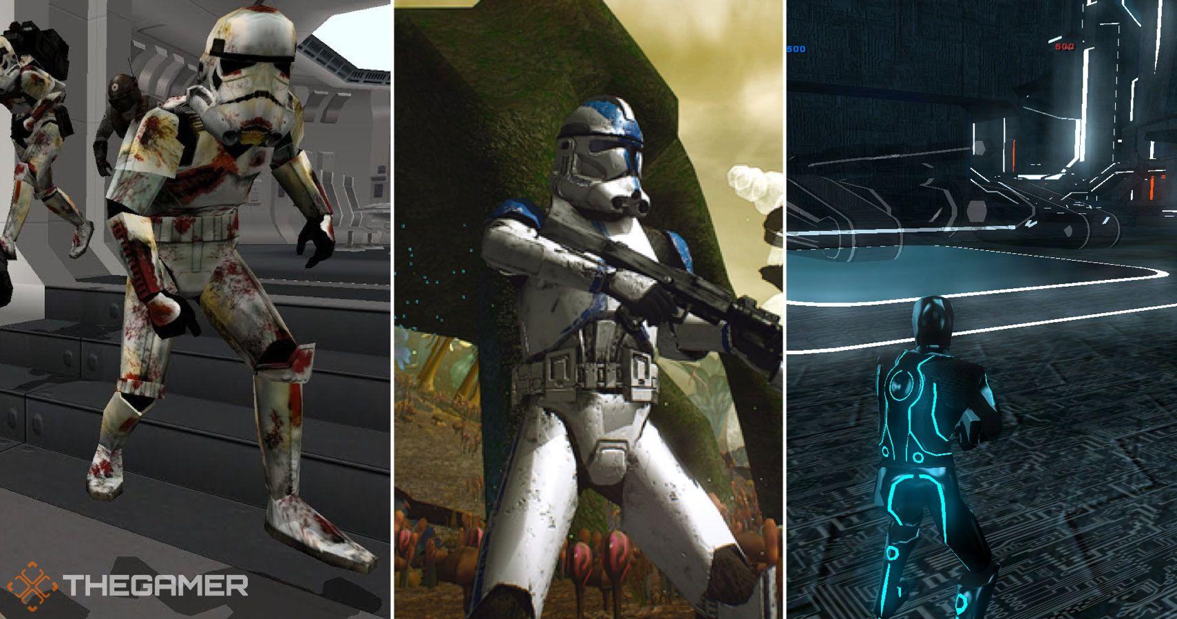 Battlefront 2 Classic Mods