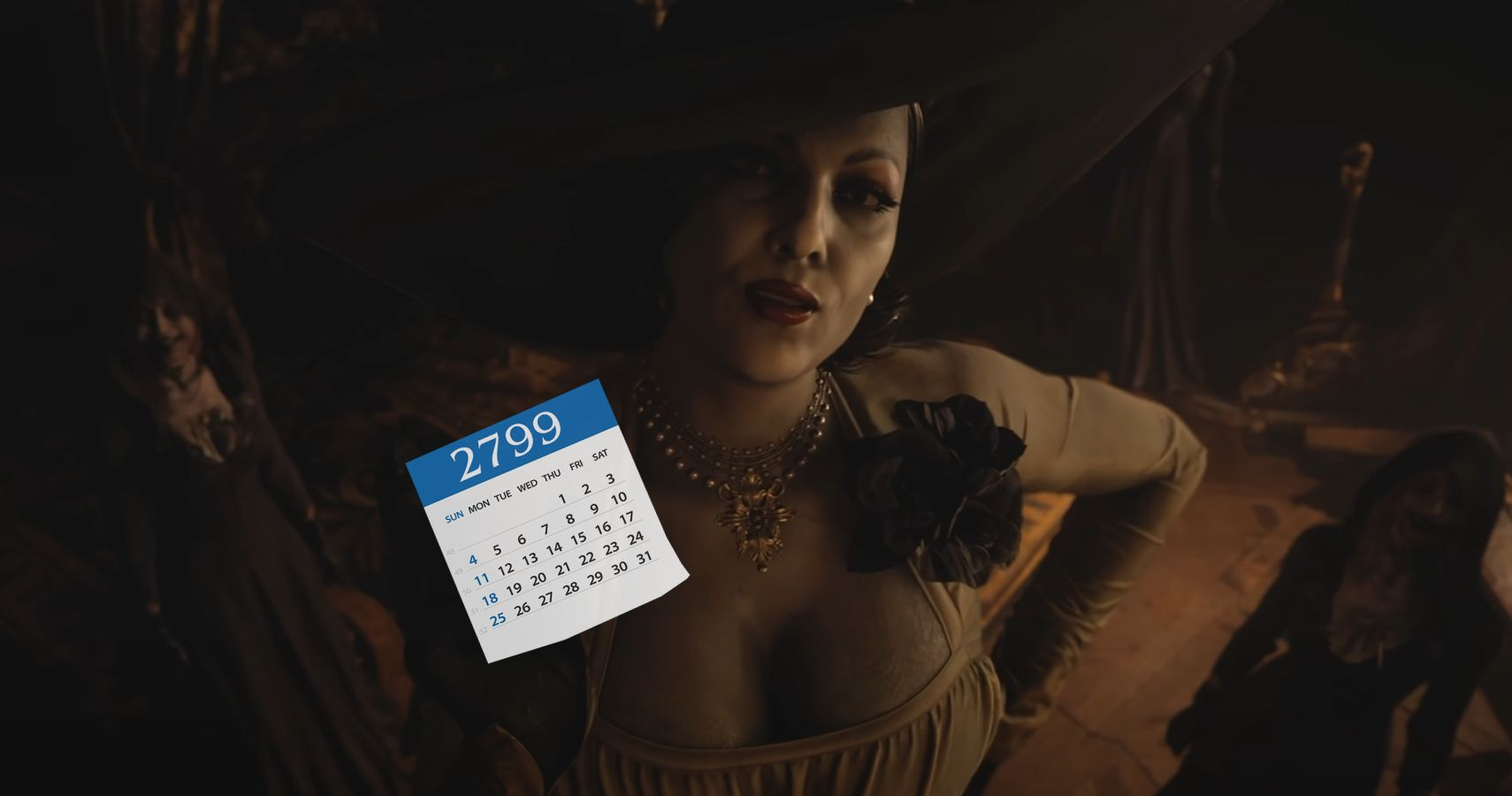 Make Sure You Redeem Your Resident Evil Re:verse Codes Before December 31, 2799