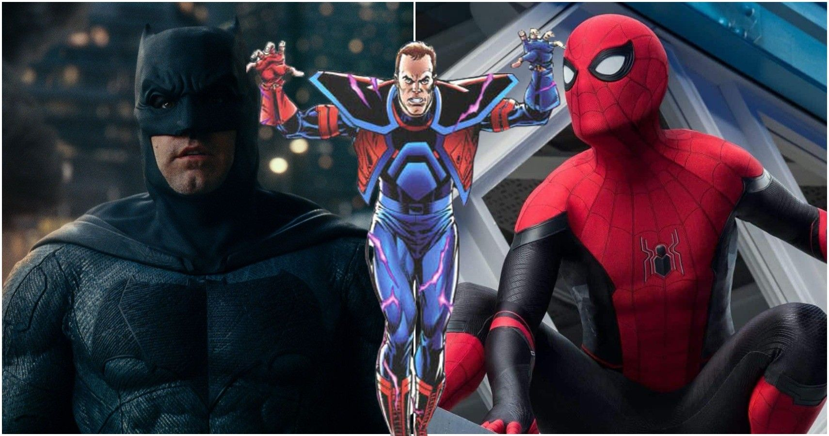 Marvel And DC Are Spoiled For Choice Should A Big Screen Crossover Ever Happen