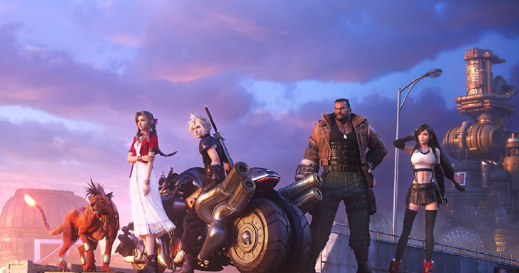 Steam Nieuws Over Thegamerwebsite Final Fantasy 7 Remake 2 S World Map Will Be Quot A Challenge Quot For Square Enix