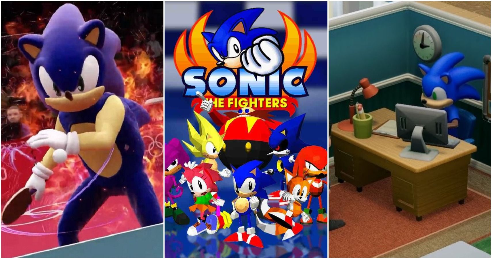 Everywhere Sonic Will Be Popping Up To Celebrate Turning 30