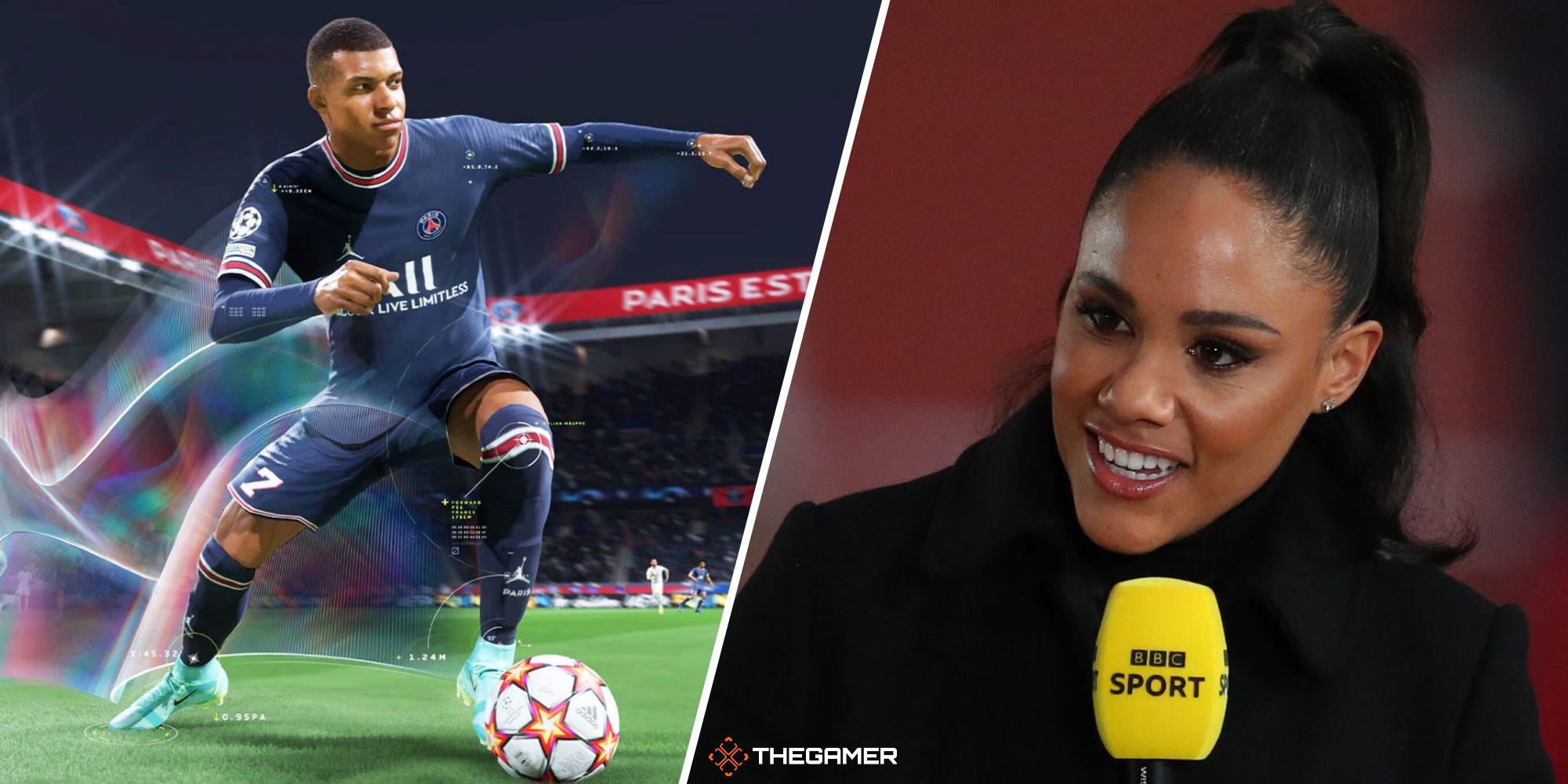 Ex-Arsenal Footballer Alex Scott To Change into FIFA's First English-Talking Feminine Commentator