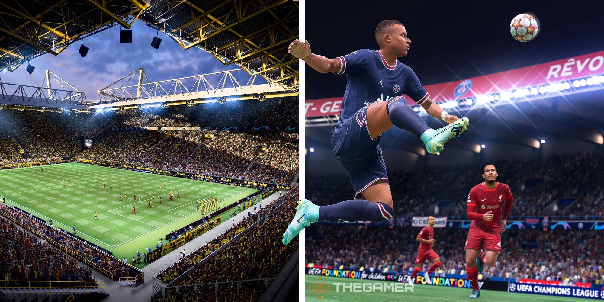 FIFA 22 Gameplay Footage Reveals Off HyperMotion In Motion