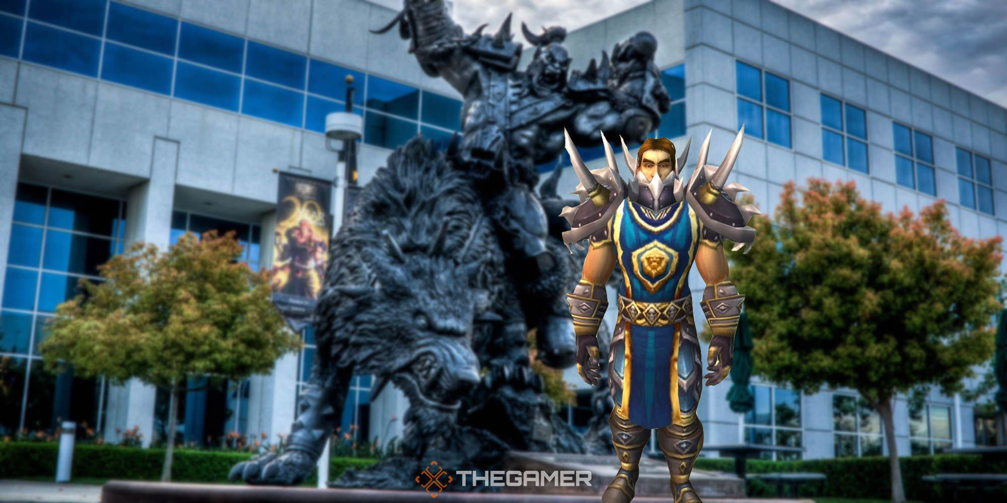 Fans Are Calling For Removal Of Alleged Abuser In World Of Warcraft