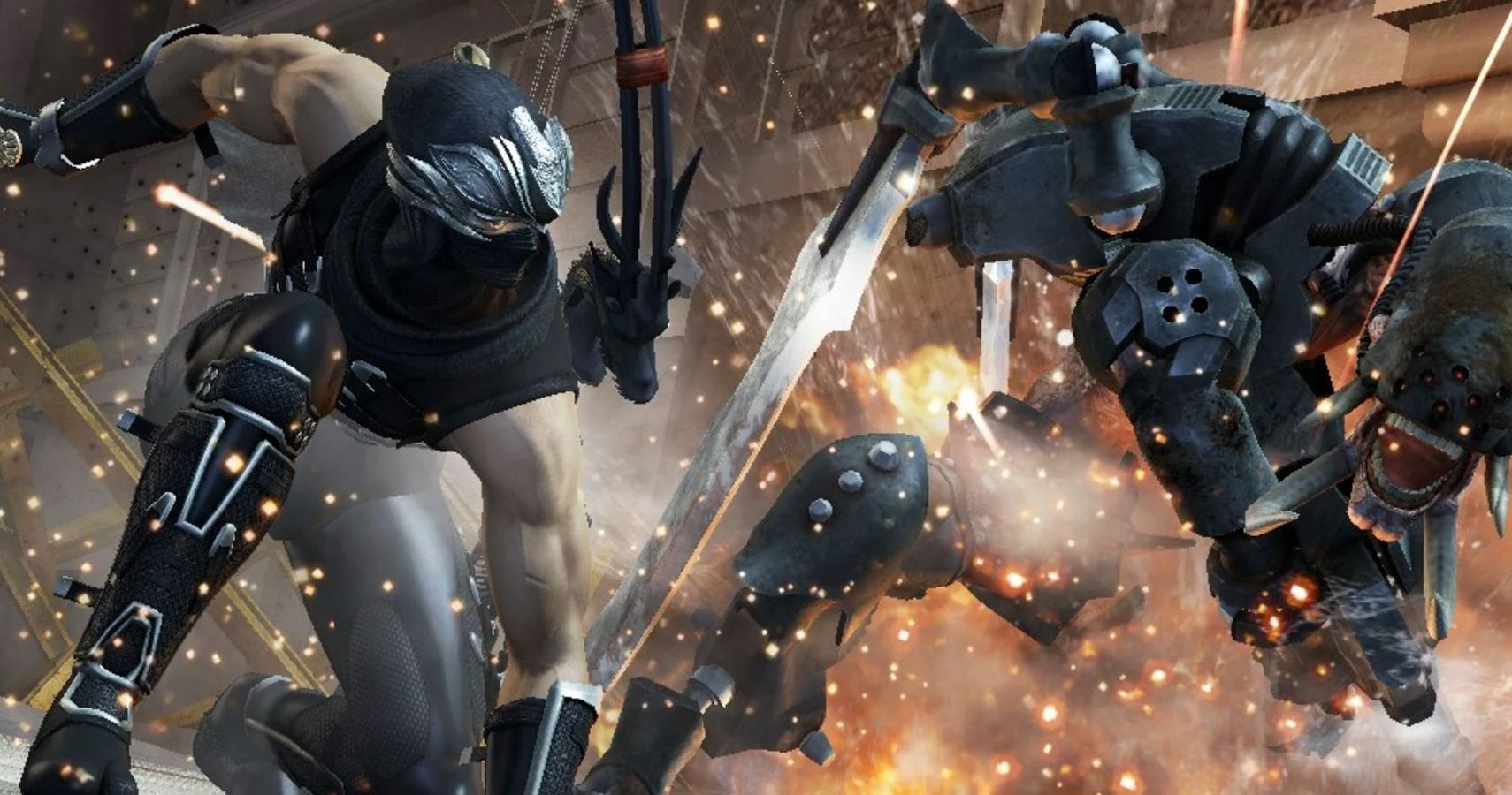 Ninja Gaiden Grasp Assortment's PC Port Receives Replace With Graphical Choices
