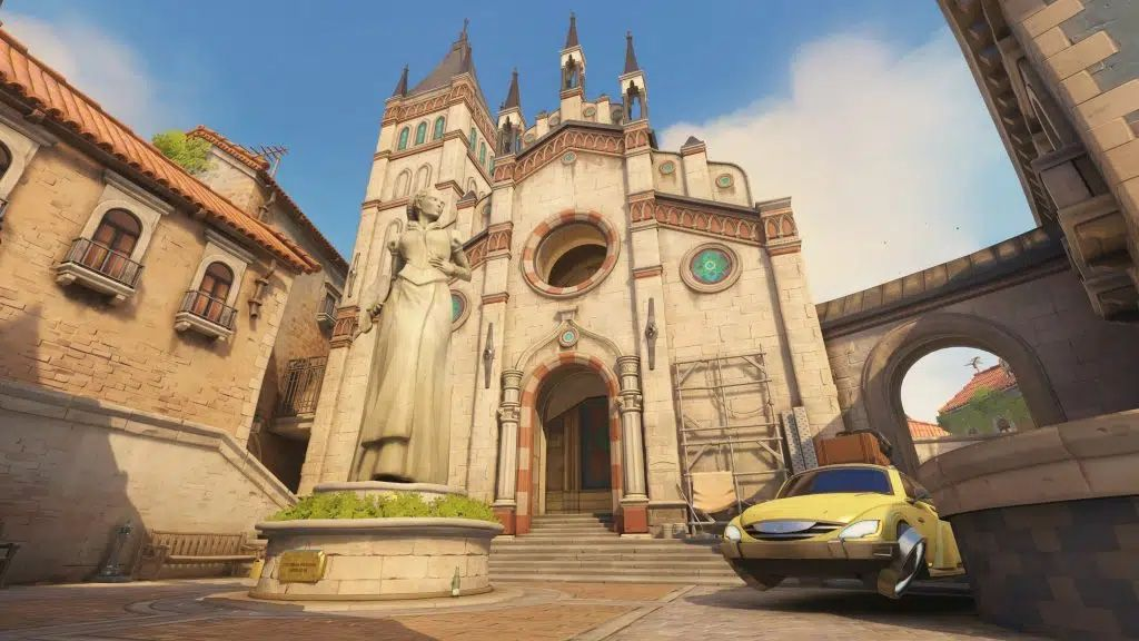 New Overwatch Map Reveal Pulled Amidst Activision Blizzard Allegations