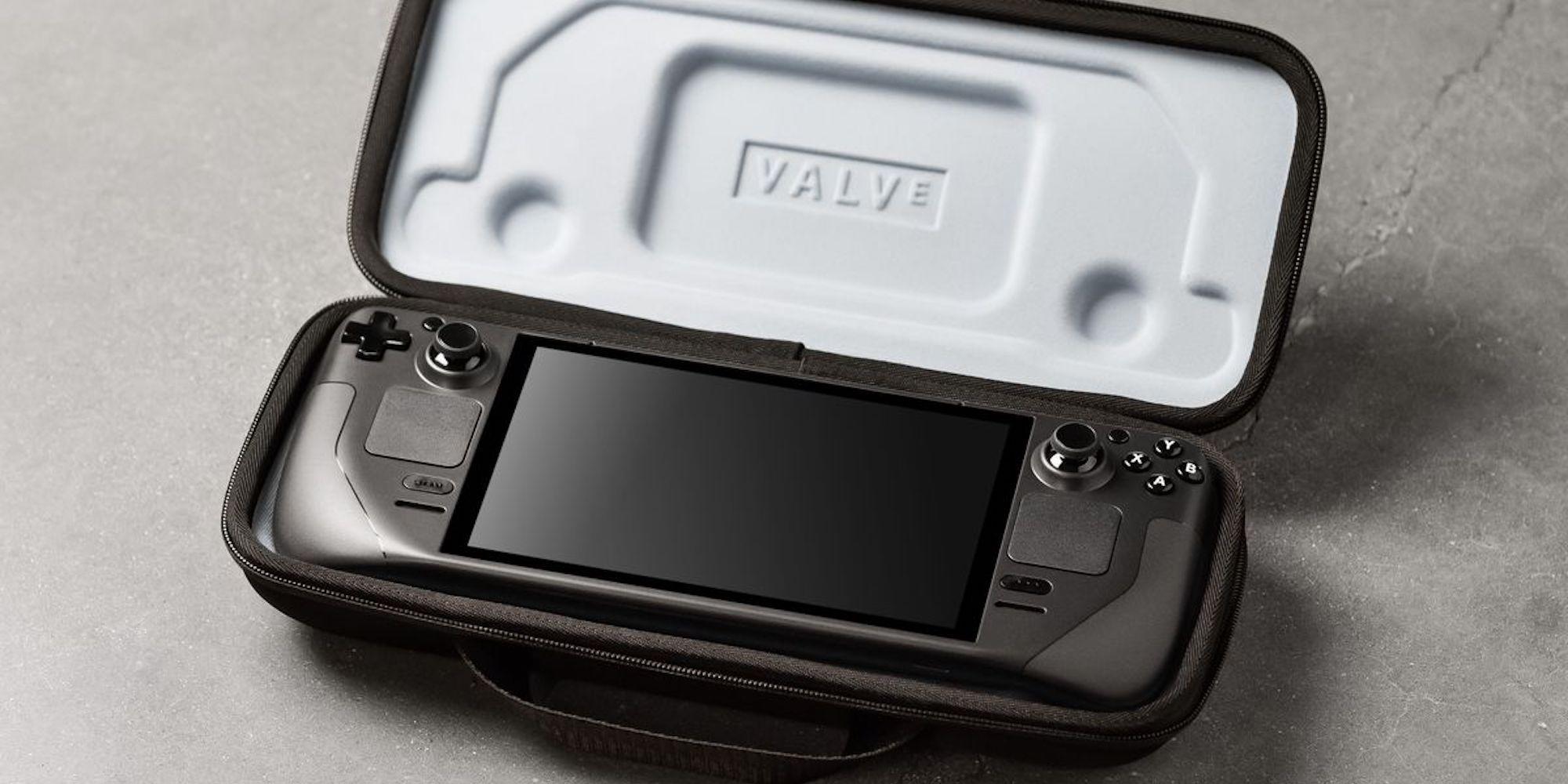 Valve Hasn't Found A Game The Steam Deck Can't Run