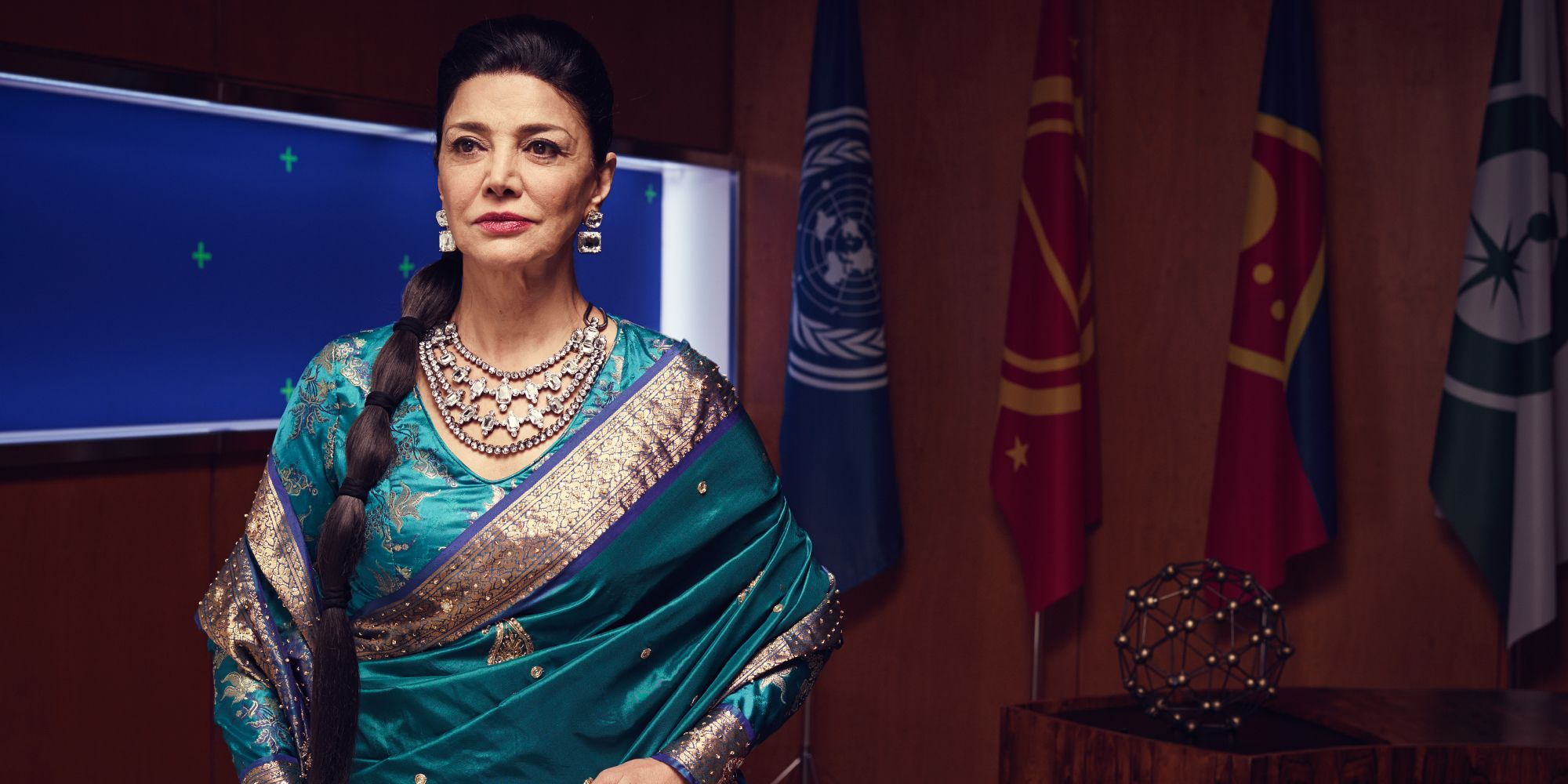 Mass Effect And The Expanse Actor Shohreh Aghdashloo On Her Roles And The Importance Of Diversity