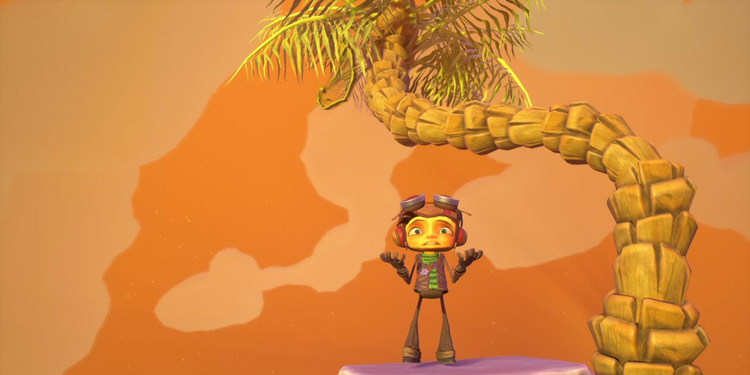 One Banana Almost Stopped Me Completing Psychonauts 2