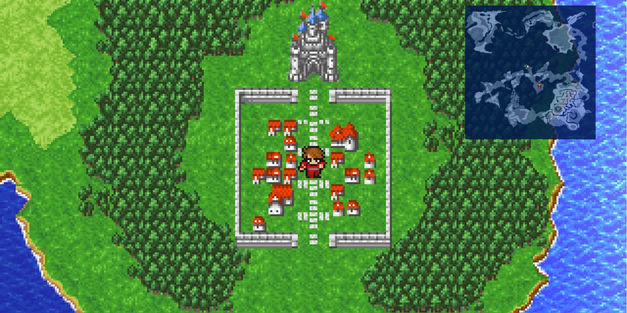 Final Fantasy Pixel Remaster: Best Party Setups