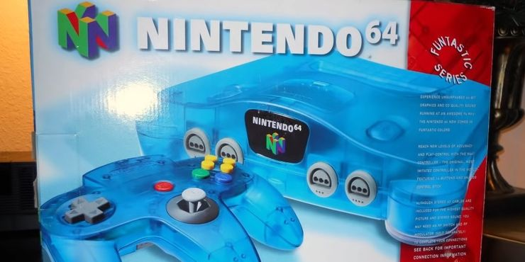Ranking Every Nintendo 64 Console Based On Rarity And Value