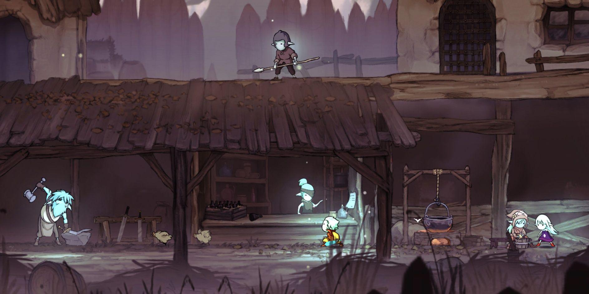 Greak: Memories of Azur: Best Tips for Beginners