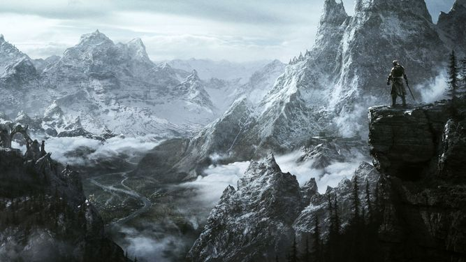 Skyrim's Incredible Setting Is The Secret To Its Enduring Success