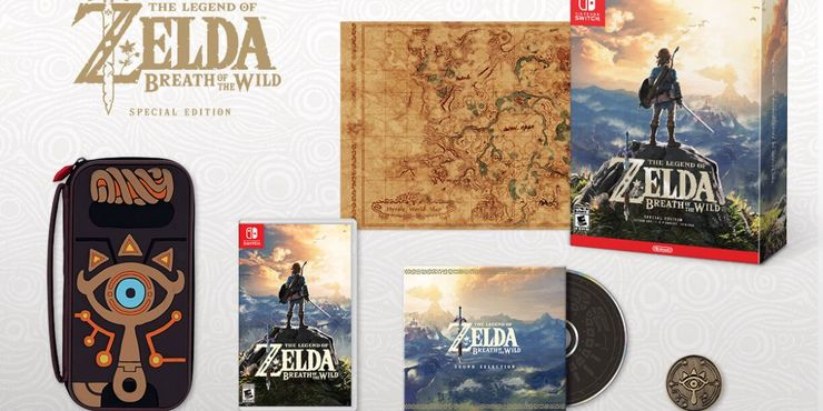 9 Legend Of Zelda Collectibles That Are Worth A Fortune