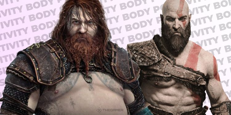 God of War's Thor Isn't Just Accurate, It's A Win For Body Diversity